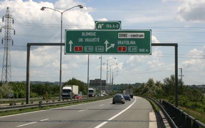 Autostrada D1 pod Ostravą