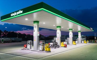 Rośnie liczba stacji paliwowych. Potentat jest jeden