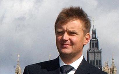 Aleksander Litwinienko, fot. z 2004 r.