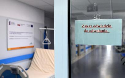 Wojewódzki Szpital w Przemyślu W związku z sytuacją epidemiczną w kraju w placówce obowiązuje zakaz