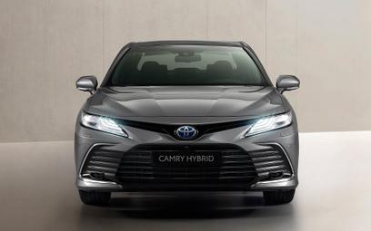 Toyota zmodernizowała swoją największą limuzynę