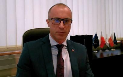 Dr n med. Grzegorz Cessak, farmaceuta, prezes Urzędu Rejestracji Produktów Leczniczych, Wyrobów Medy