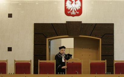 Trybunał Konstytucyjny o krok od paraliżu