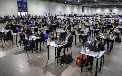 Egzaminy prawnicze 2019: jak przebiegł drugi dzień egzaminów