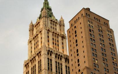 Bajeczny penthouse nad dachami Manhattanu