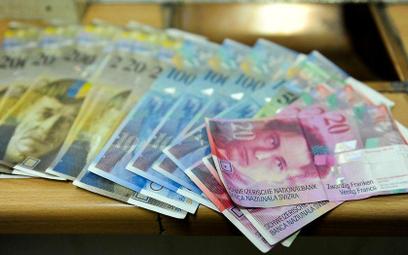 7 proc. Szwajcarów żyje poniżej granicy ubóstwa