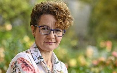 Wiceprezydent Sopotu Magdalena Czarzyńska-Jachim.
