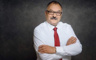 Cezary Przybylski marszałkiem woj. dolnośląskiego jest od 2014 roku. W 2018 r. utrzymał mandat radne