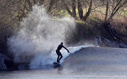 Wielka Brytania: Na falach rzeki Severn [GALERIA]