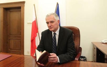 Gowin wybrał na doradcę ministra Kaczyńskiego