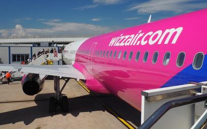 Wizz Air przedłuża nielatanie z Polski