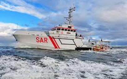 Morska Służba Poszukiwania i Ratownictwa szukała 30-latka na morzu przez blisko dobę