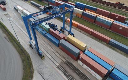 PKP Cargo rozbudowuje terminal na chińskie pociągi