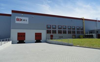 Fabryka dla Ideal Automotive
