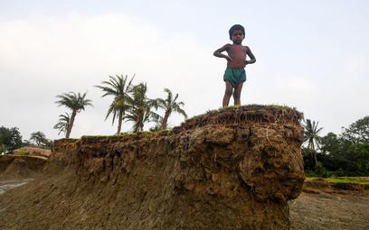 Indie: Wyspa Ghoramara zniknie z powierzchni Ziemi?