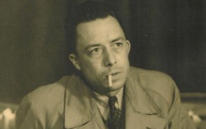 Albert Camus, zbuntowany noblista
