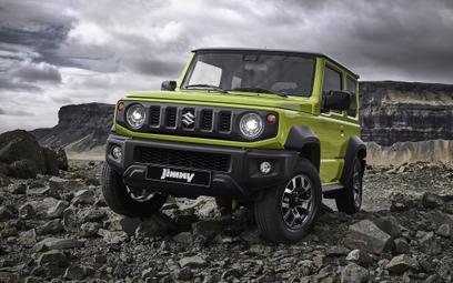 Suzuki Jimny: Ruszyła sprzedaż w Japonii