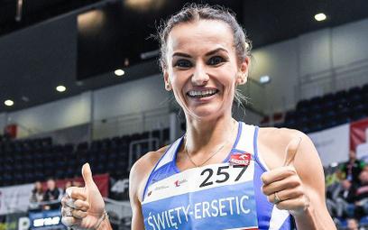 Mistrzostwa Polski: Justyna Święty-Ersetic odzyskała tytuł
