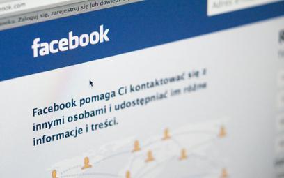 "Francja: Facebook karze za ""fake newsy"""