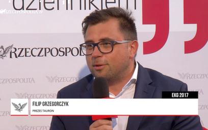 Filip Grzegorczyk: Bardzo dobre wyniki Tauronu