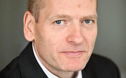Krzysztof Nowak, członek zarządu Mercer Polska