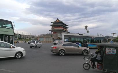 Największy spadek sprzedaży aut w Chinach od 7 lat