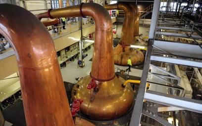 Wartość rynku whisky przekroczyła 1 mld zł