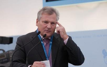 Aleksander Kwaśniewski ociepla stosunki z PO