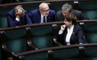 Kazimierz Marcinkiewicz: Beata Szydło ociepla wizerunek rządu