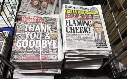 Właściciel brytyjskiego tabloidu pozwał Google'a za manipulacje