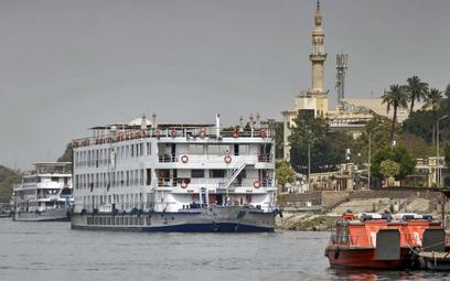 Egipt wznowi rejsy po Nilu