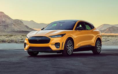 Mocne wersje Mustanga Mach-E. Ceny w USA zadziwiają