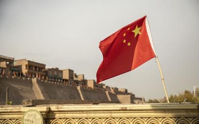 Wschodnia brama starego miast w Kaszgarze,, stolicy Xinjiang, autonomicznego regionu Chin, który zam