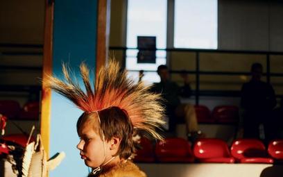 W Uniejowie odbył się festiwal kultury Indian Ameryki Północnej POW WOW, w którym wzięli udział tanc