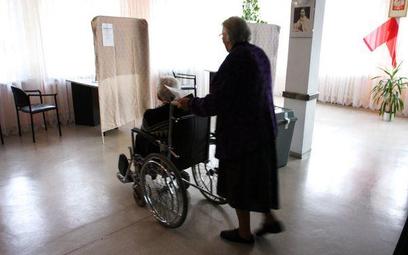 Gmina nie może odmówić głosowania niepełnosprawnemu