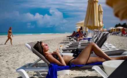 Ferie zimowe na Kubie średnio podrożały o 194 złote