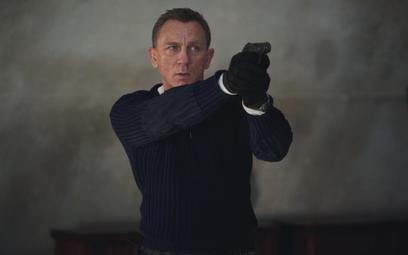 """Po 15 latach Daniel Craig filmem """"Nie czas umierać"""" kończy przygodę z roląJamesa Bonda."""