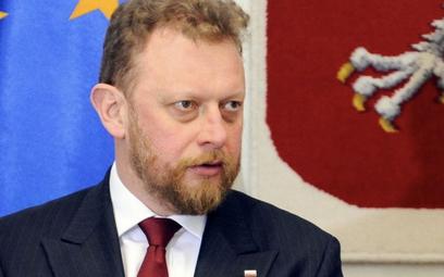 Łukasz Szumowski: Nie zabiegałem w sprawie brata. To byłby kryminał