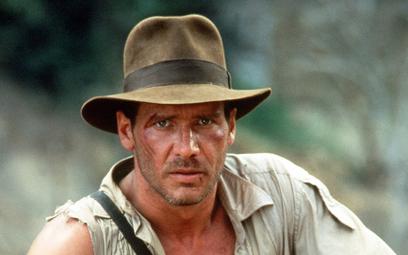 """Harrison Ford w filmie """"Indiana Jones i ostatnia krucjata"""""""