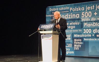 Jarosław Kaczyński: W Polsce trwa wojna totalna. Nie chcemy jej