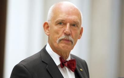 Janusz Korwin-Mikke: Agent Wałęsa w 1988 r. założył na polecenie władzy Solidarność II