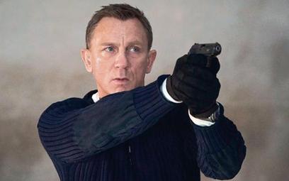 Daniel Craig ostatni raz w roli Jamesa Bonda.