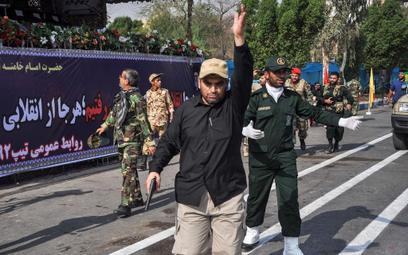 Strażnicy Rewolucji ostrzegają USA: Zemsta będzie miażdżąca