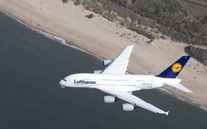 Lufthansa poleci z Frankfurtu do San Diego