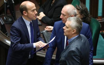Borys Budka, Sławomir Neumann i Tomasz Siemoniak