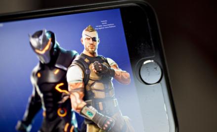 "Epic Games jest producentem kultowej już gry ""Fortnite"""