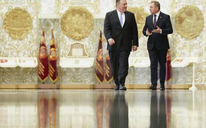 Białoruś: Jak wysoka będzie cena amerykańskiej ropy