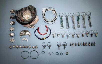 Ten skarb sprzed tysiąca lat znalazł poszukiwacz amator