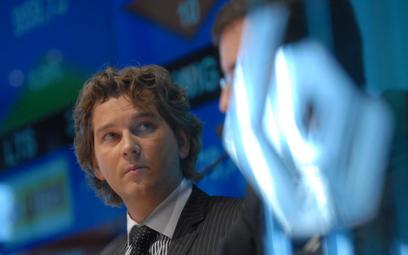Michał Lisiecki prezes Point Group