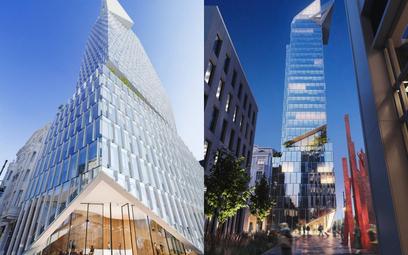 Najwyższy budynek w Łodzi, z 70 luksusowymi apartamentami, chce wybudować biznesmen Piotr Misztal